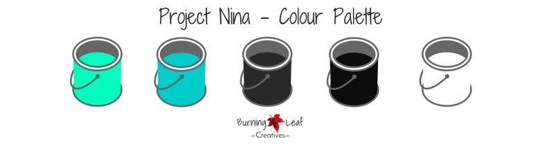 Project Nina - Colour Palette